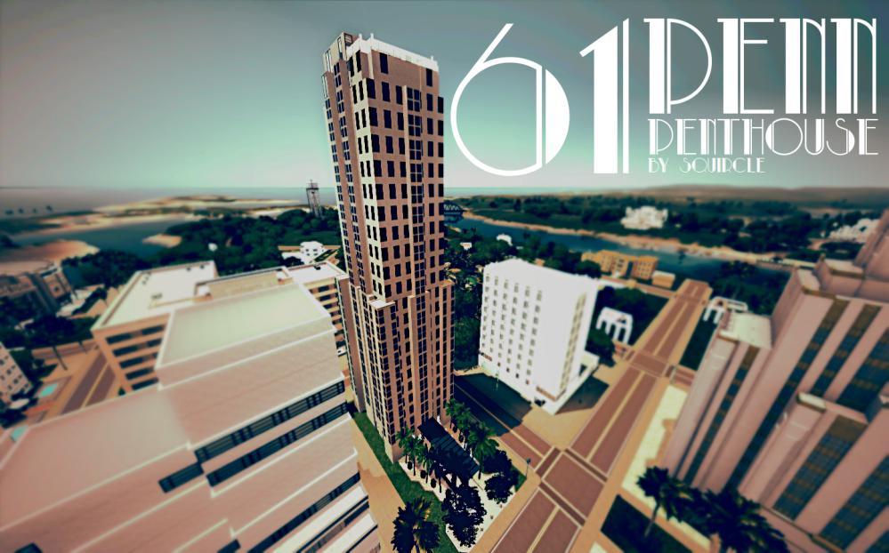 Mod The Sims 61 Penn Penthouse