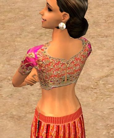 What sims 2 boob clothes the
