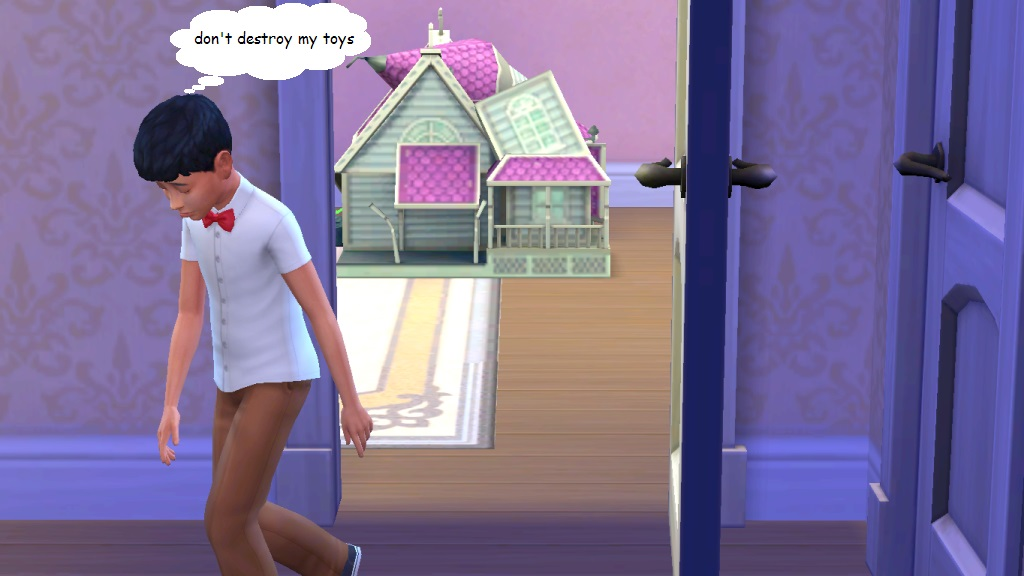 Mod The Sims No Autonomous Dollhouse Smashing No Longer Updated