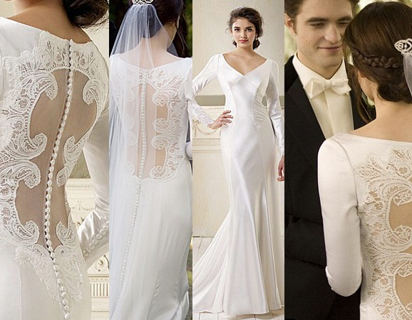 Mod The Sims - Bella\'s Wedding Gown