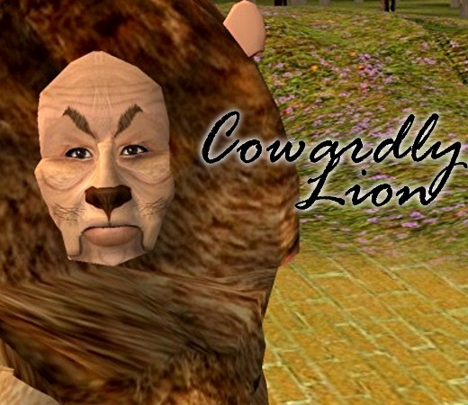 Mod The Sims - The Cowardly Lion Of Oz