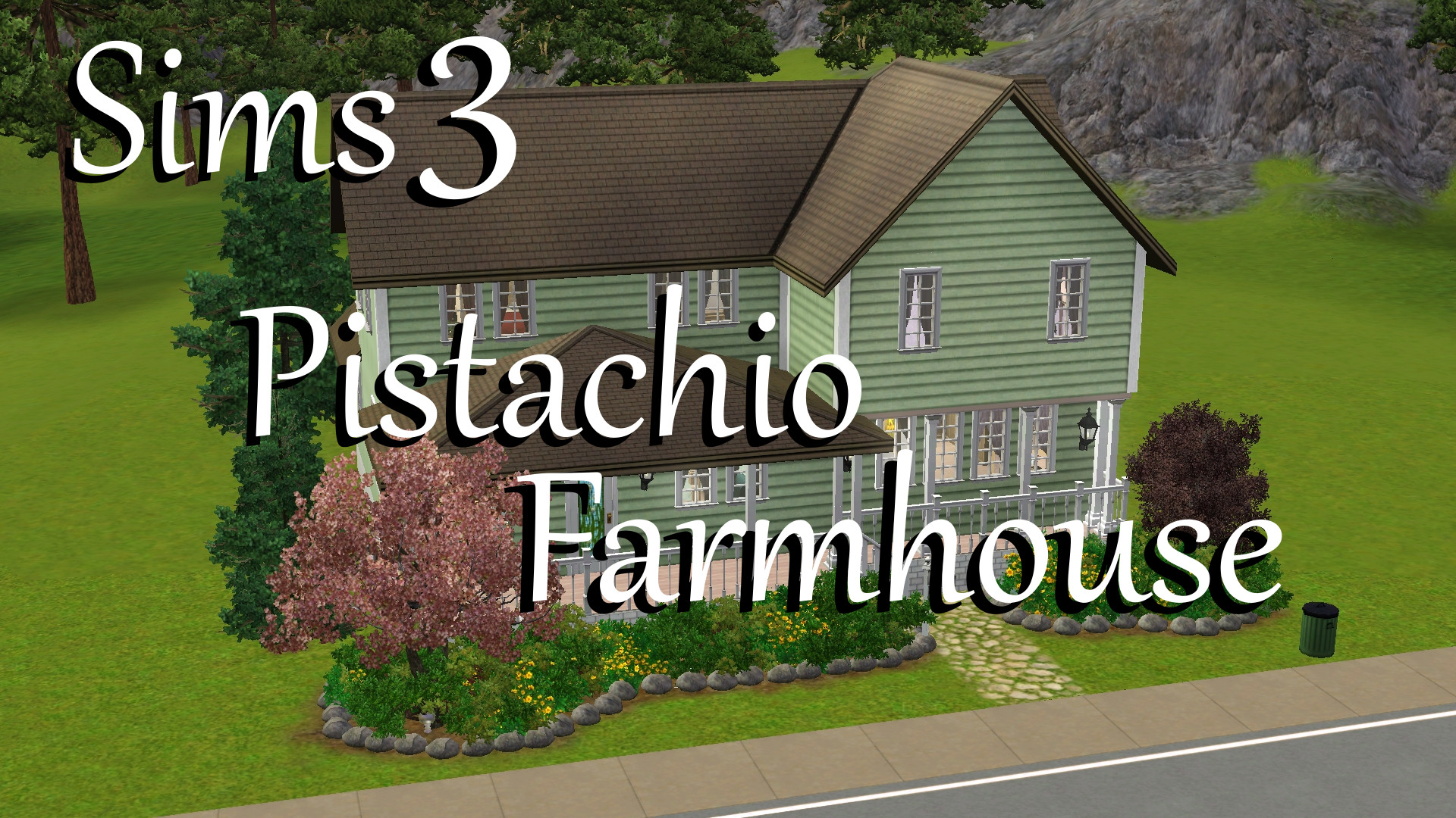 Pistachio farmhouse 3bed 2bath
