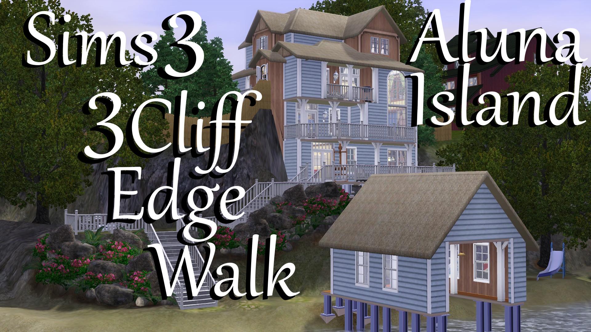 Mod The Sims - 3 Cliff's Edge Walk 5Bed 3Bath