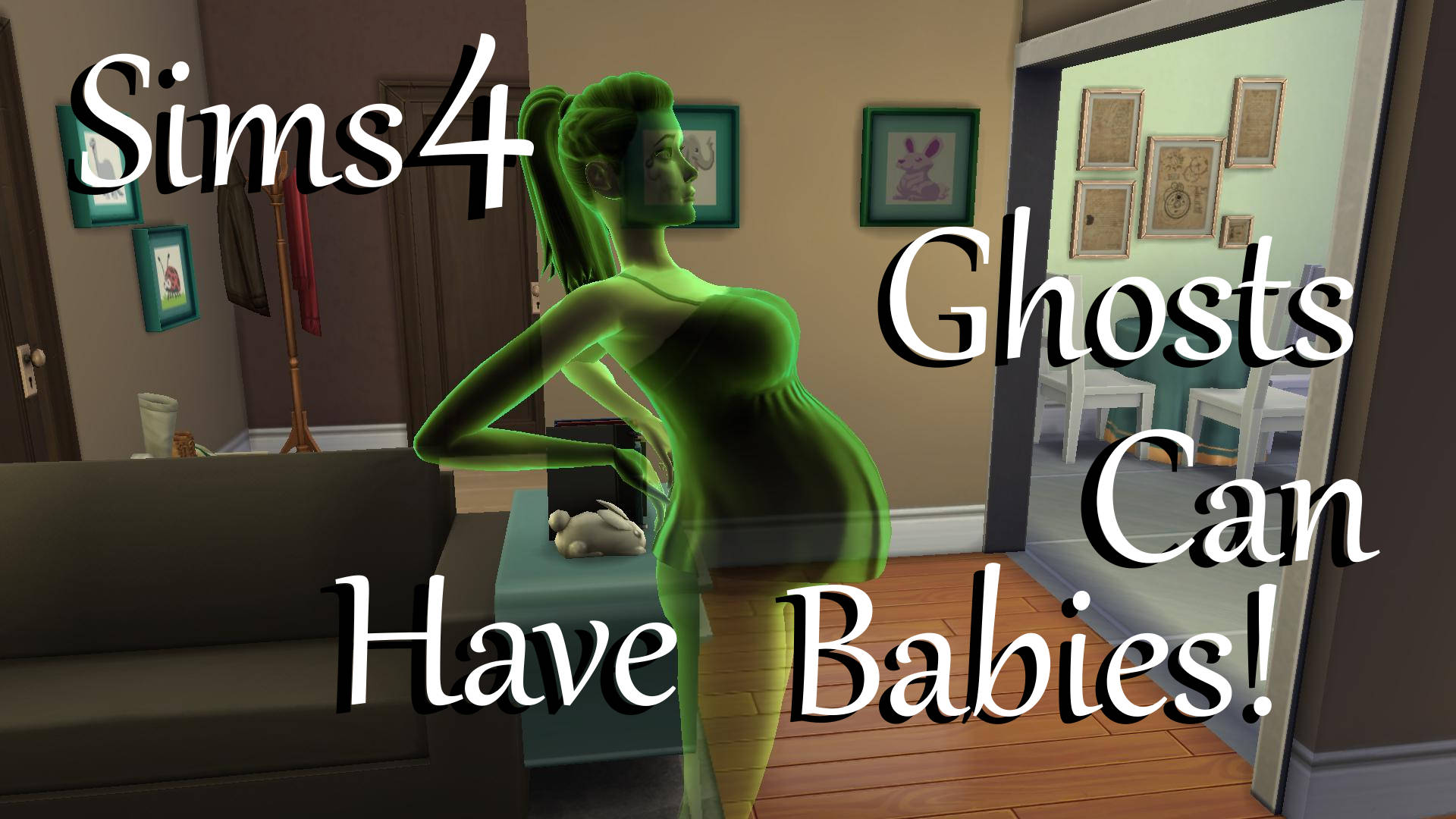 Mod The Sims - Ghosts Can Have Babies!