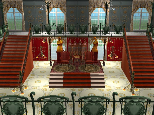 Mod The Sims 2x3 Palace 3 Eps Amp Ffs Pack Required