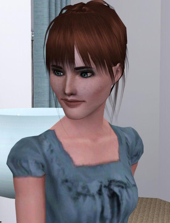 Chloe James naked 891