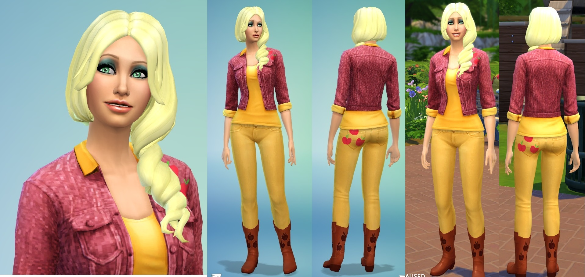 install the sims 4 my little pony