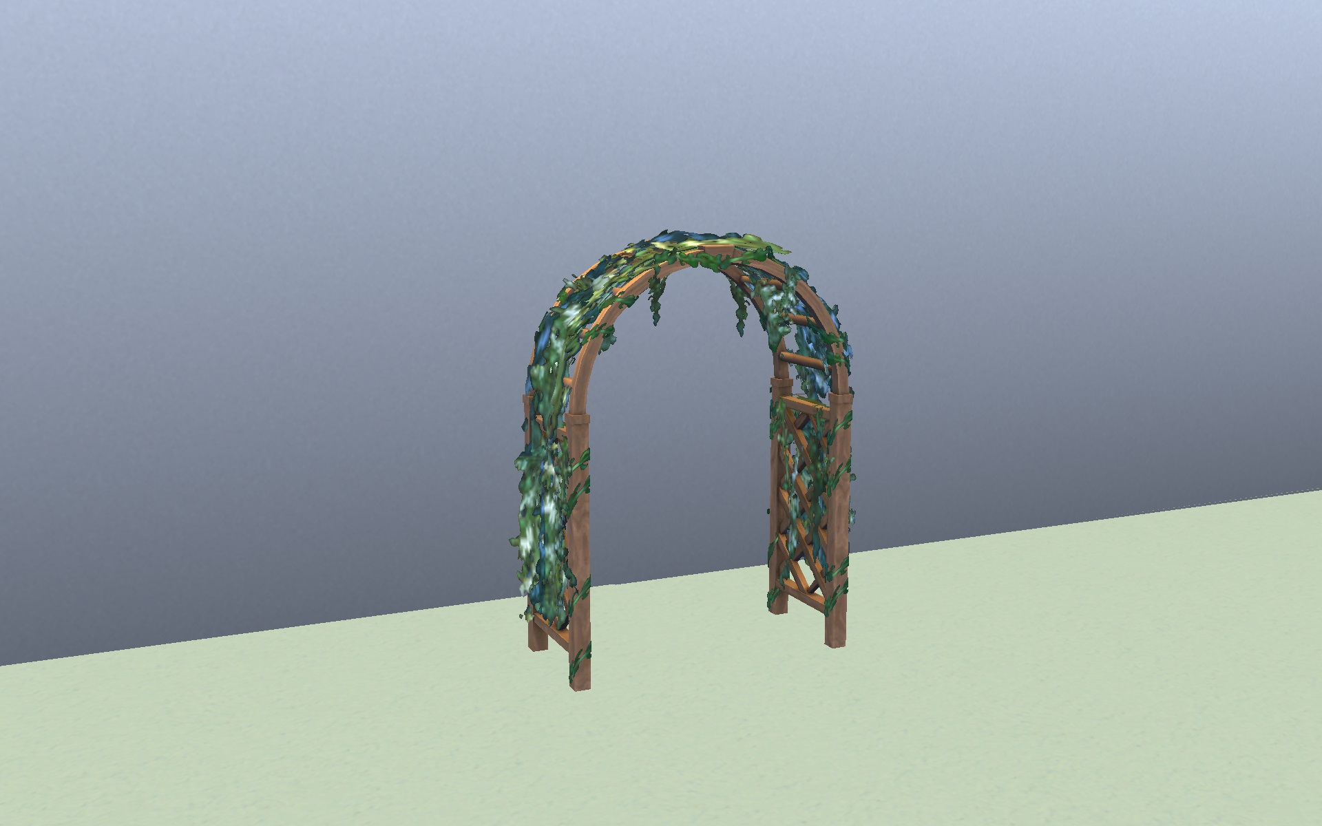 mod the sims all sims 3 wedding arches set