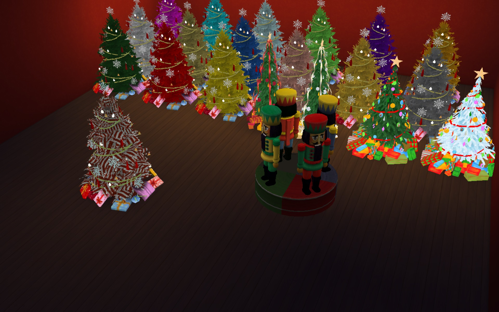 Mod The Sims - (fixed) The sims christmas holiday pack
