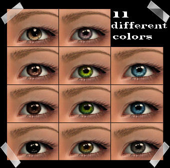 Different Blue Eye Colors | www.pixshark.com - Images ...