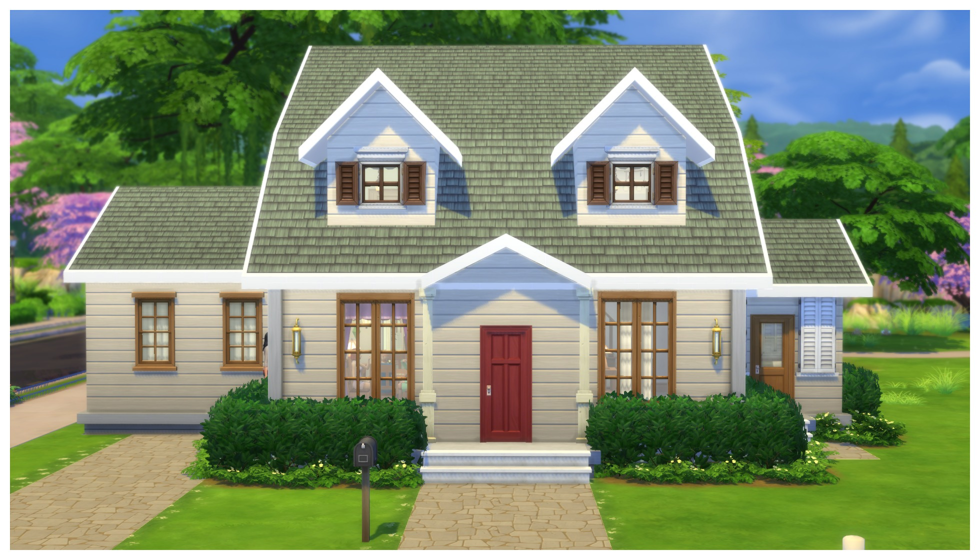 Mod the sims family guy house for The family house