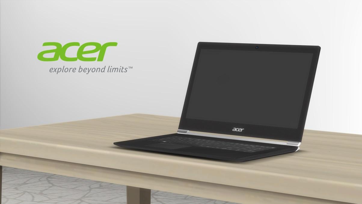 Mod The Sims Acer Aspire V Nitro 2014 Design Line