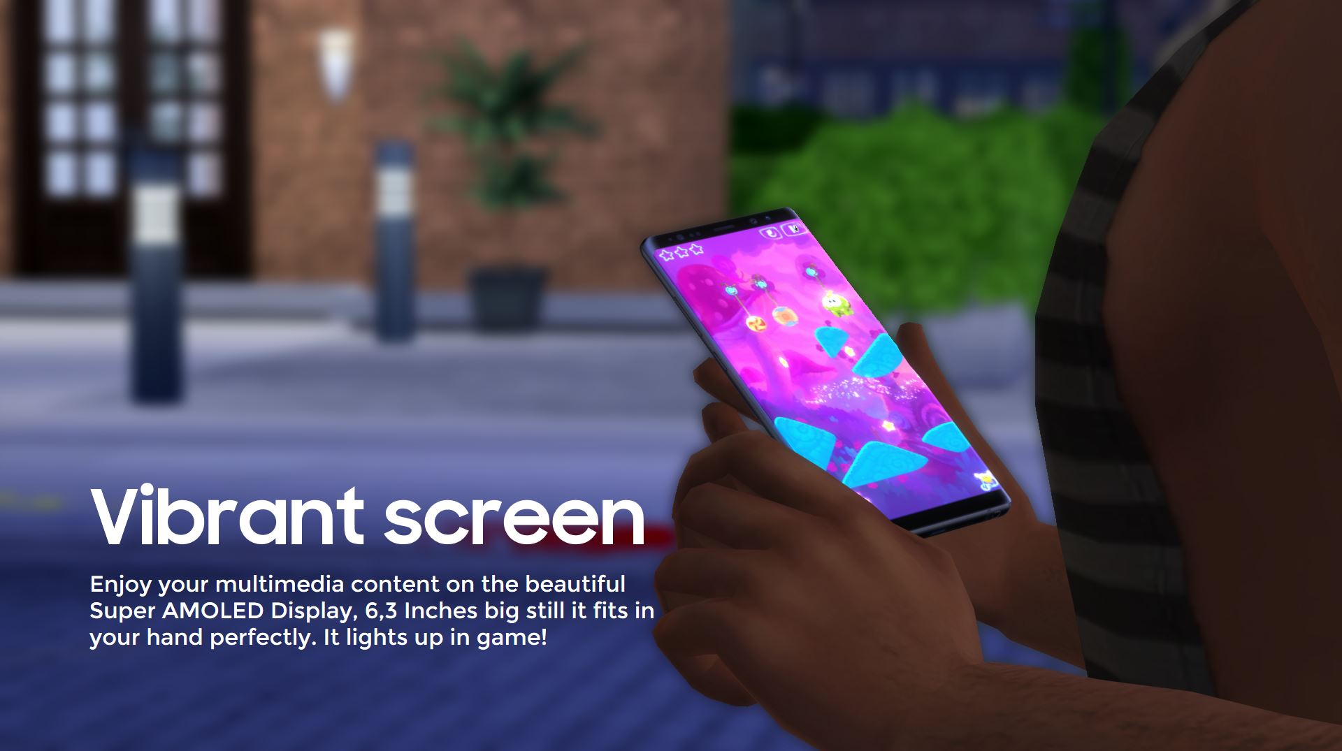 Create A Building Map Mod The Sims Updated Phone Dreplacement Samsung