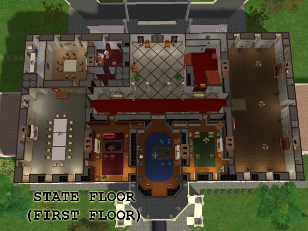 Beautiful The White House Floor Plan Photos - 3D house designs ...