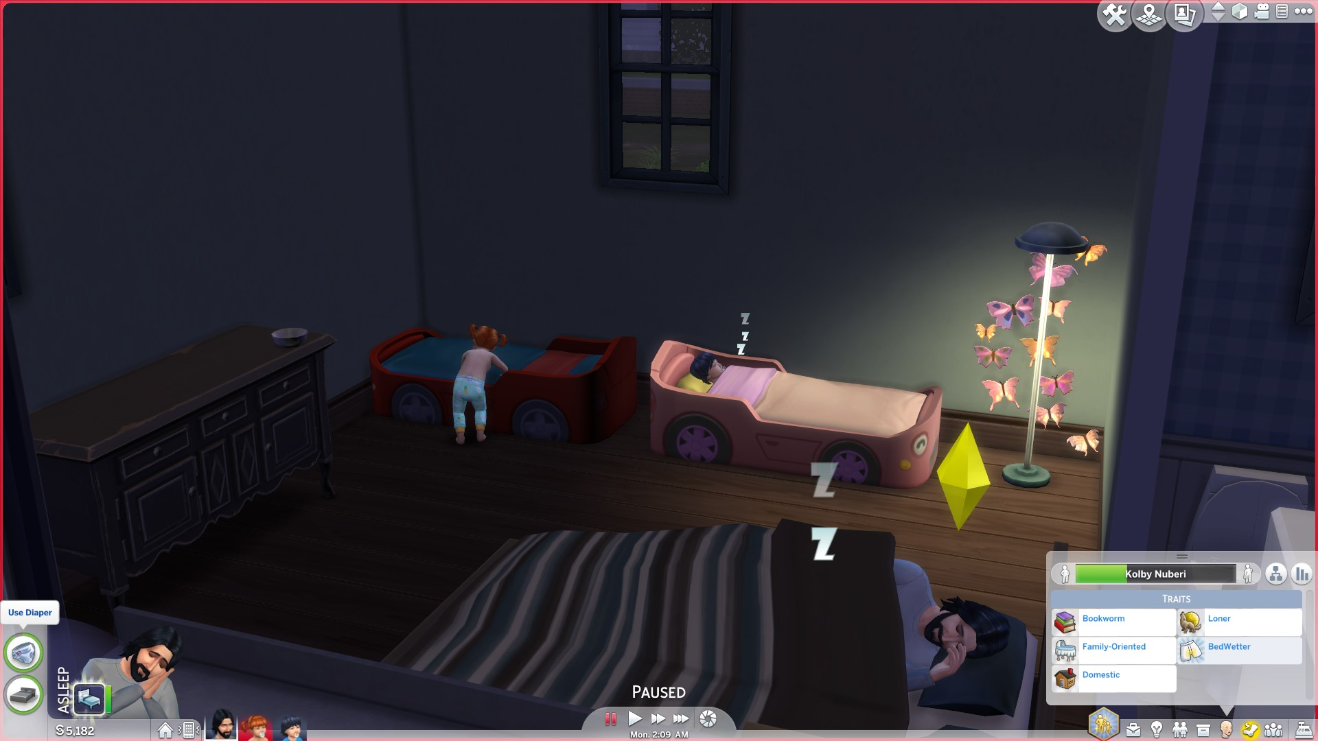 Mod The Sims - Bedwetting for everyone (Pets ready)