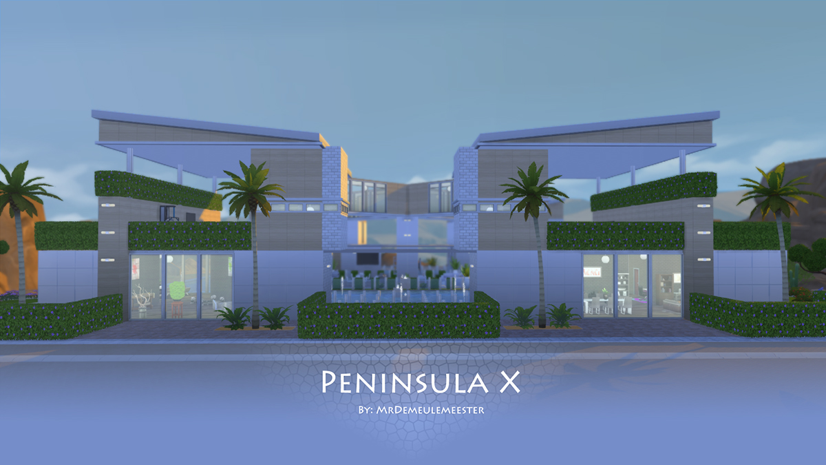 Mod The Sims - Peninsula X