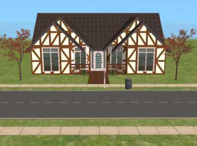 Mod The Sims Cheap Classy Starter Home