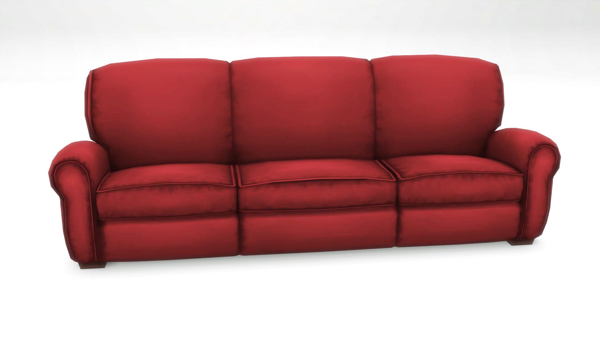 Mod The Sims Super Sunshine Happy Sofa Sims 3 Conversion