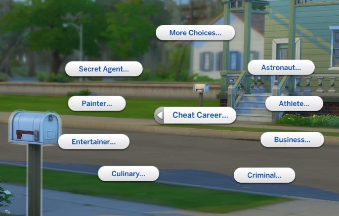Mod The Sims - Cheater Mod v3 5 0
