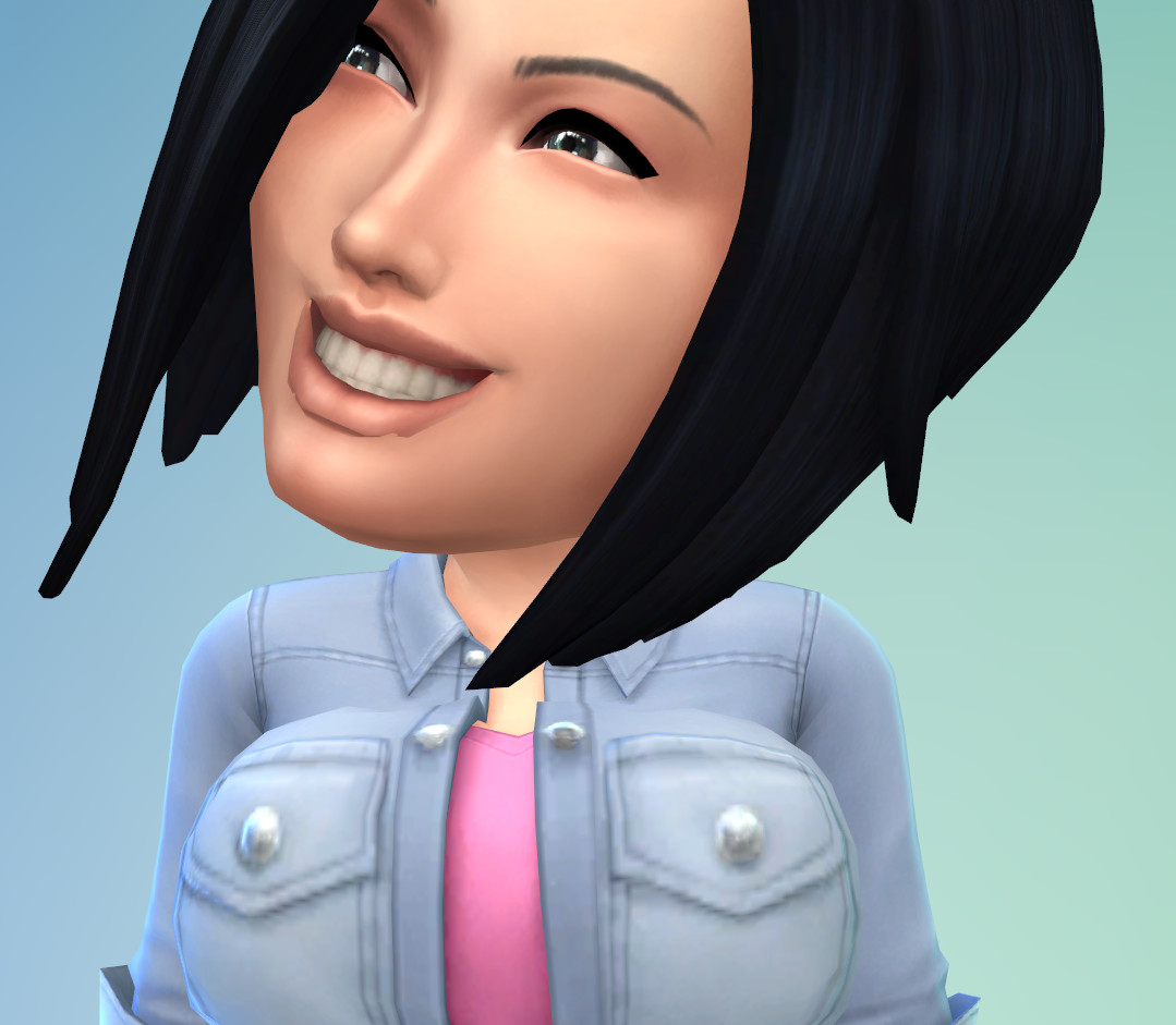 Mod The Sims - Expanded Head Size Range