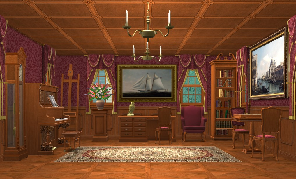 Mod The Sims Updatet Recolor Of Maxis Studyfurniture To