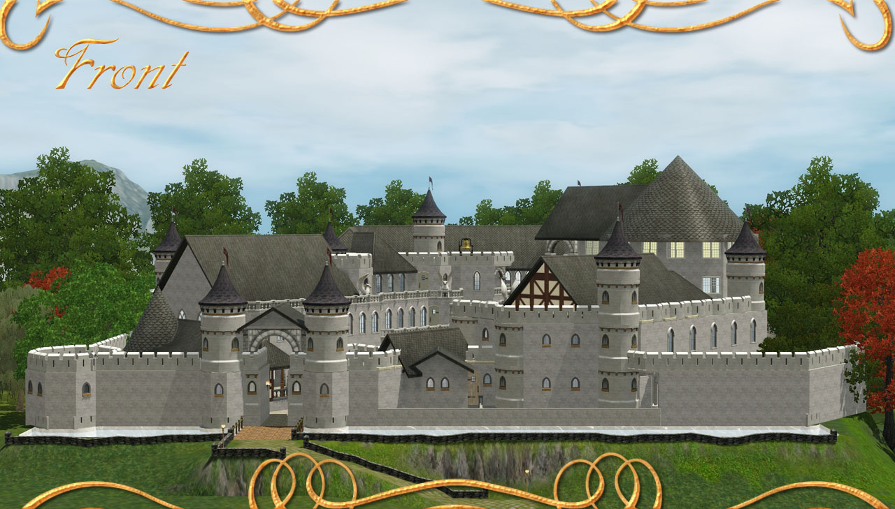 Mod The Sims Camelot Citadel Inspired By Merlin Math Wallpaper Golden Find Free HD for Desktop [pastnedes.tk]