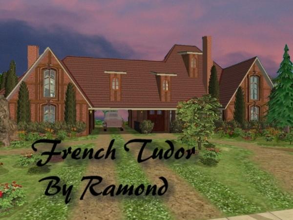 Mod the sims french tudor for French tudor