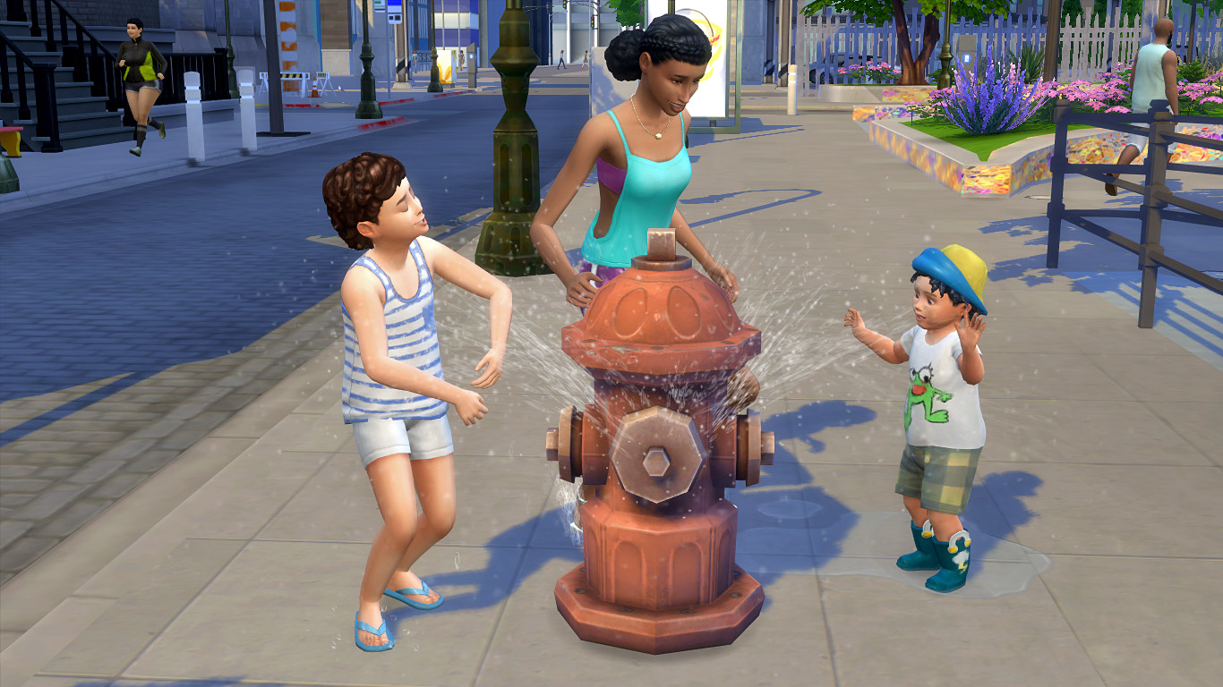 Mod The Sims - Functional Broken Fire Hydrants