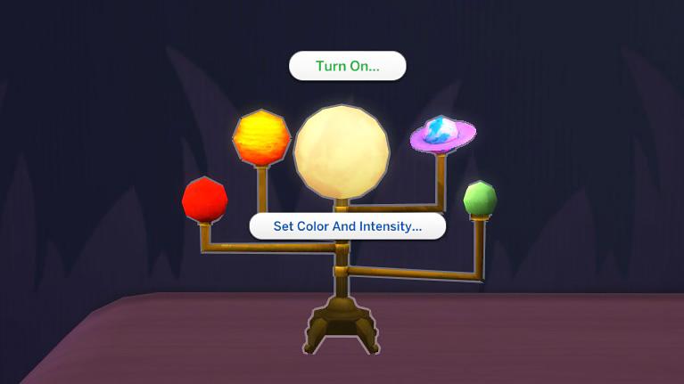 Мод Анимированная Солнечная система