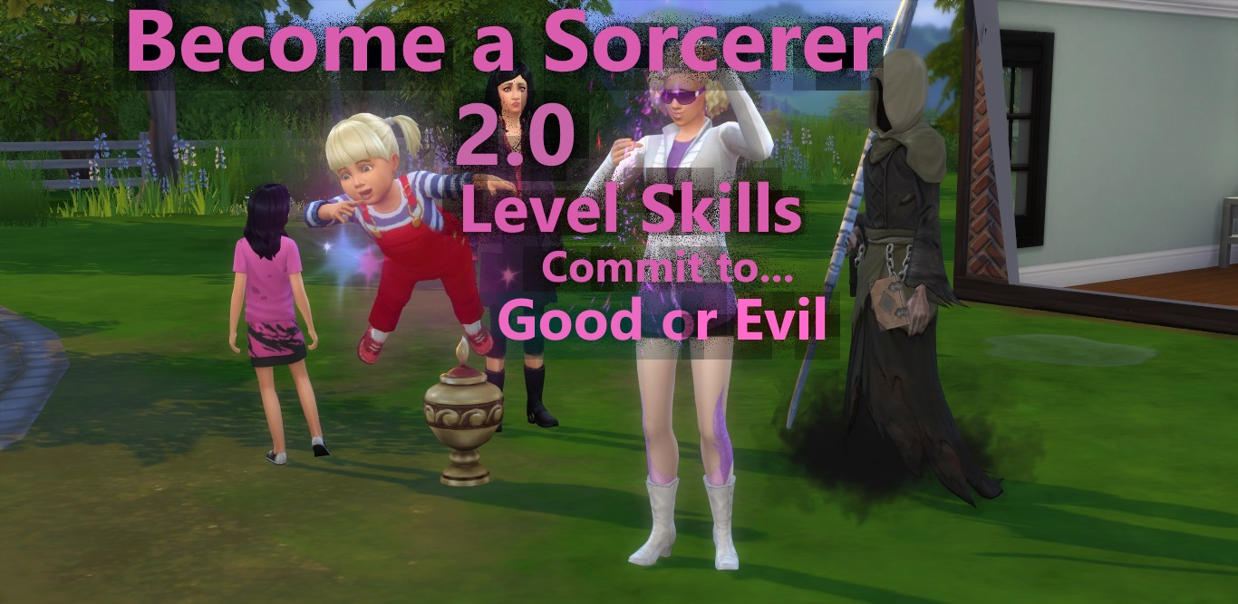 How to become a sorceress