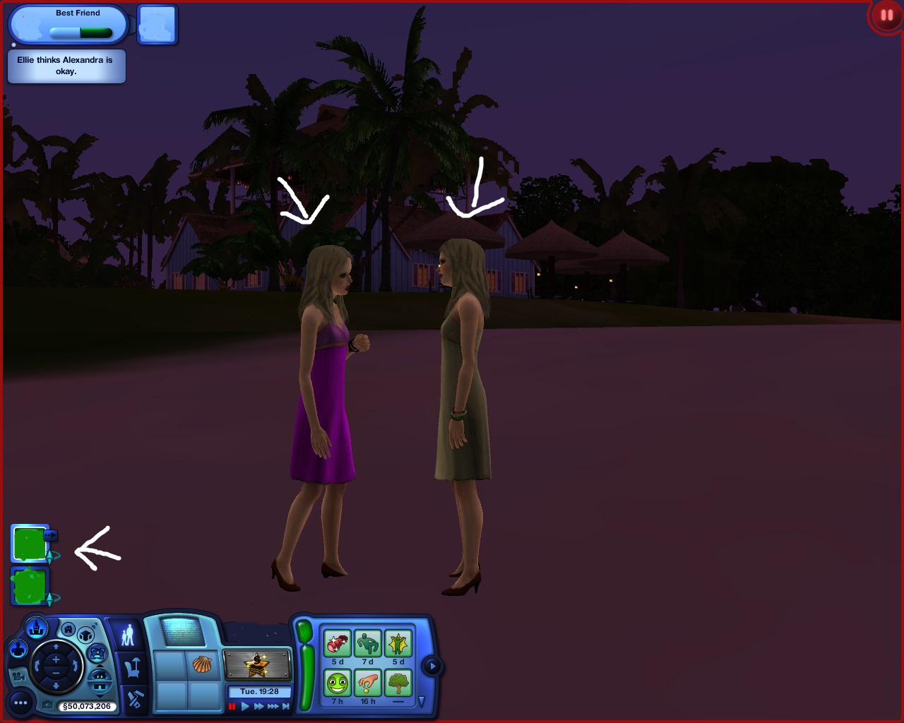 Sims 3 online dating photographer