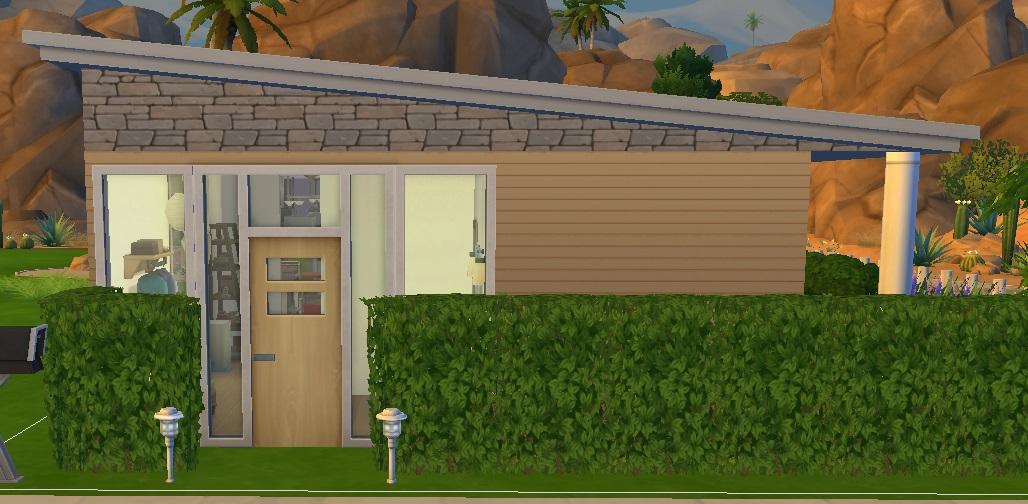Mod The Sims Modern Starter House