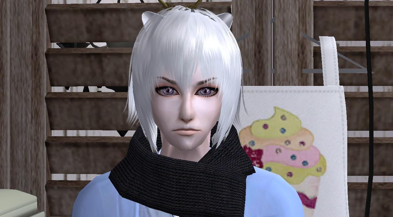 Sims 4 Anime Characters : Mod the sims tomoe from quot kamisama hajimemashita