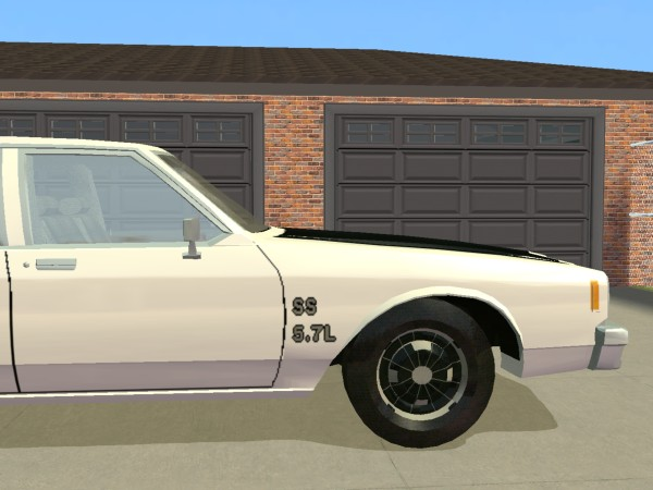 Mod The Sims - 7 Recolours For Fresh-Prince's 1983 Chevy Impala