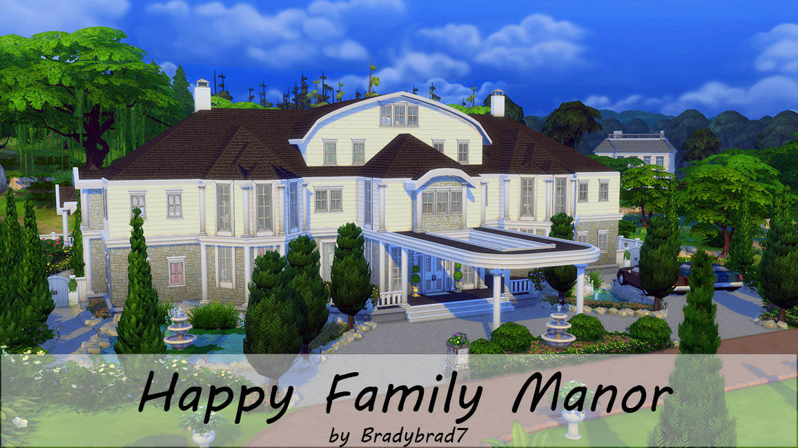 New Build Mansion