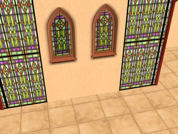mod the sims - moroccan style wall coverings