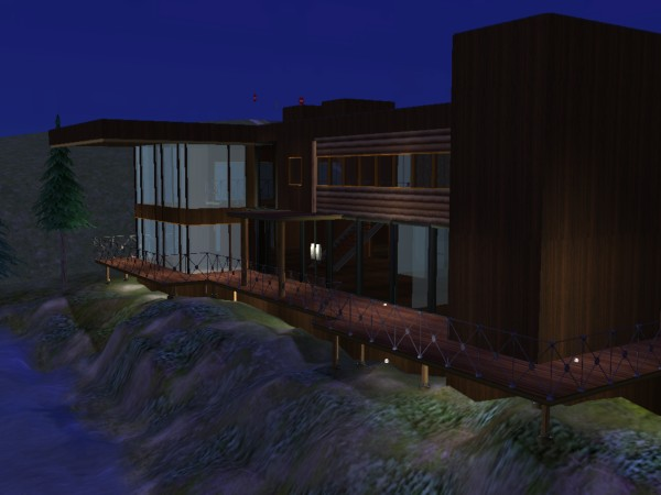 Mod The Sims Real Homes Part 2 When A Stranger Calls