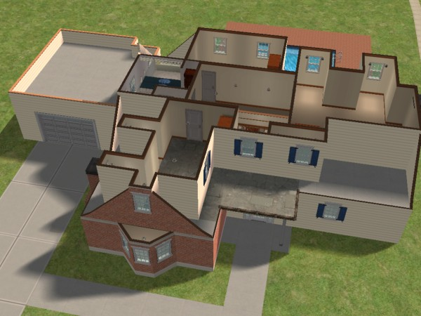 Mod The Sims Bewitched House