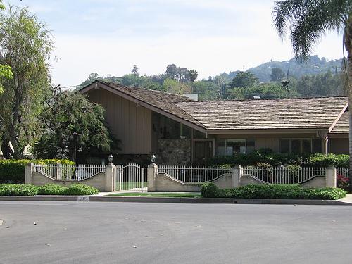 Brady Bunch House Los Angeles