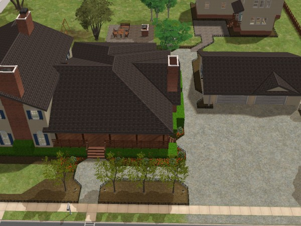 Mod The Sims - I Lucy: Connecticut House I Lucy Home Plans on the giver home, beauty and the beast home, connie home, red home,