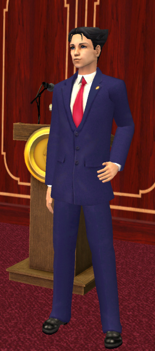 Dating sim mixed with phoenix wright