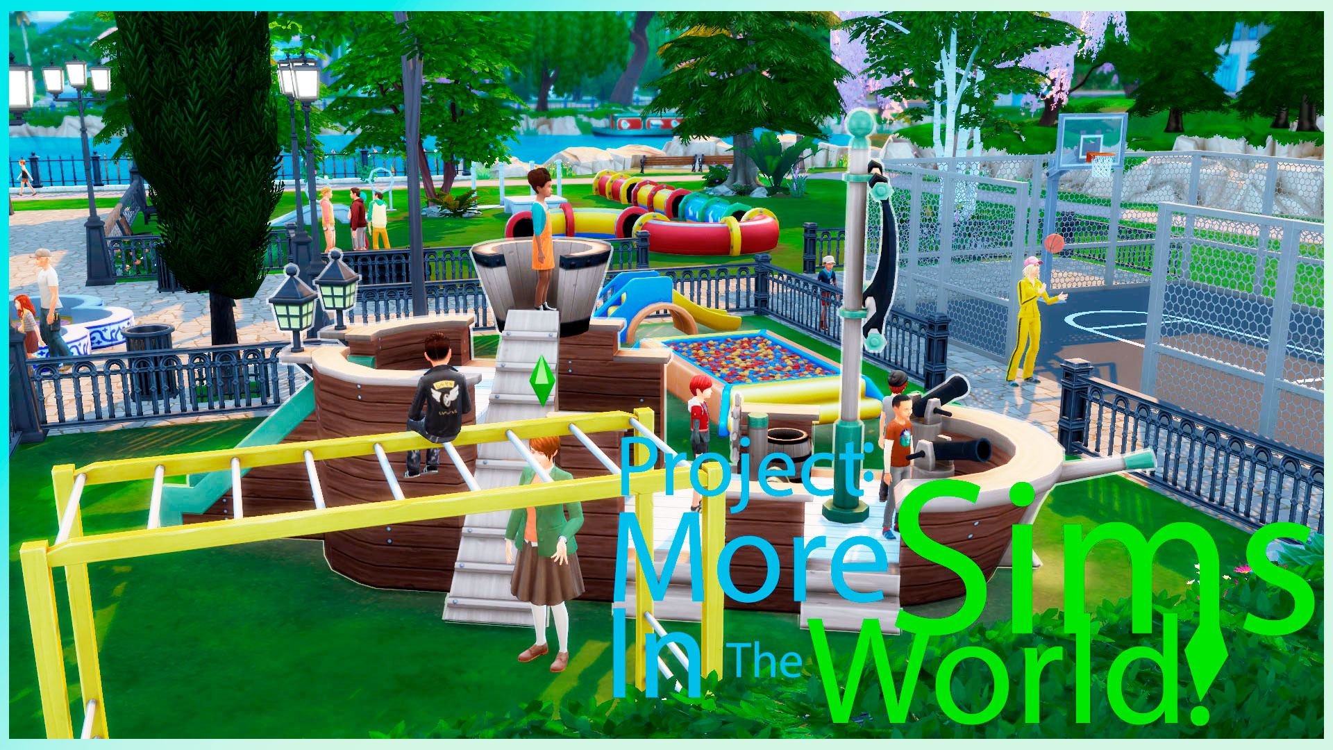 Mod The Sims - Project: More Sims In The World!
