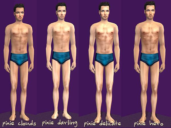 Nude skin the sims 1 photos 36