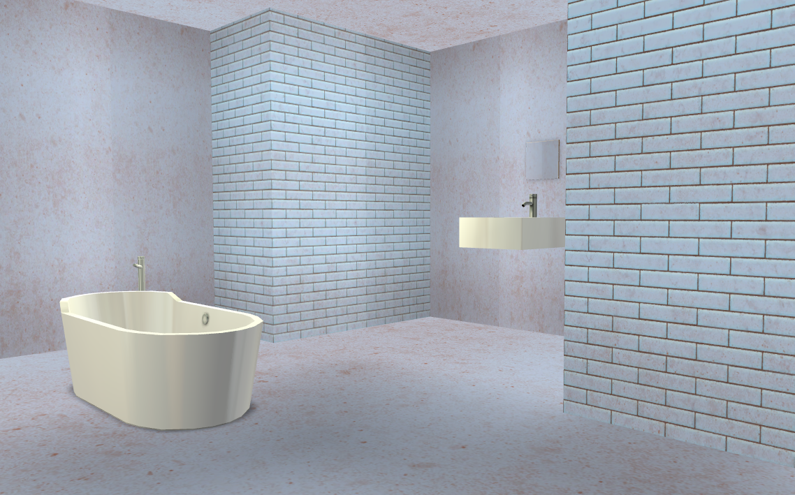 Mod The Sims - Ceramic tile & concrete set