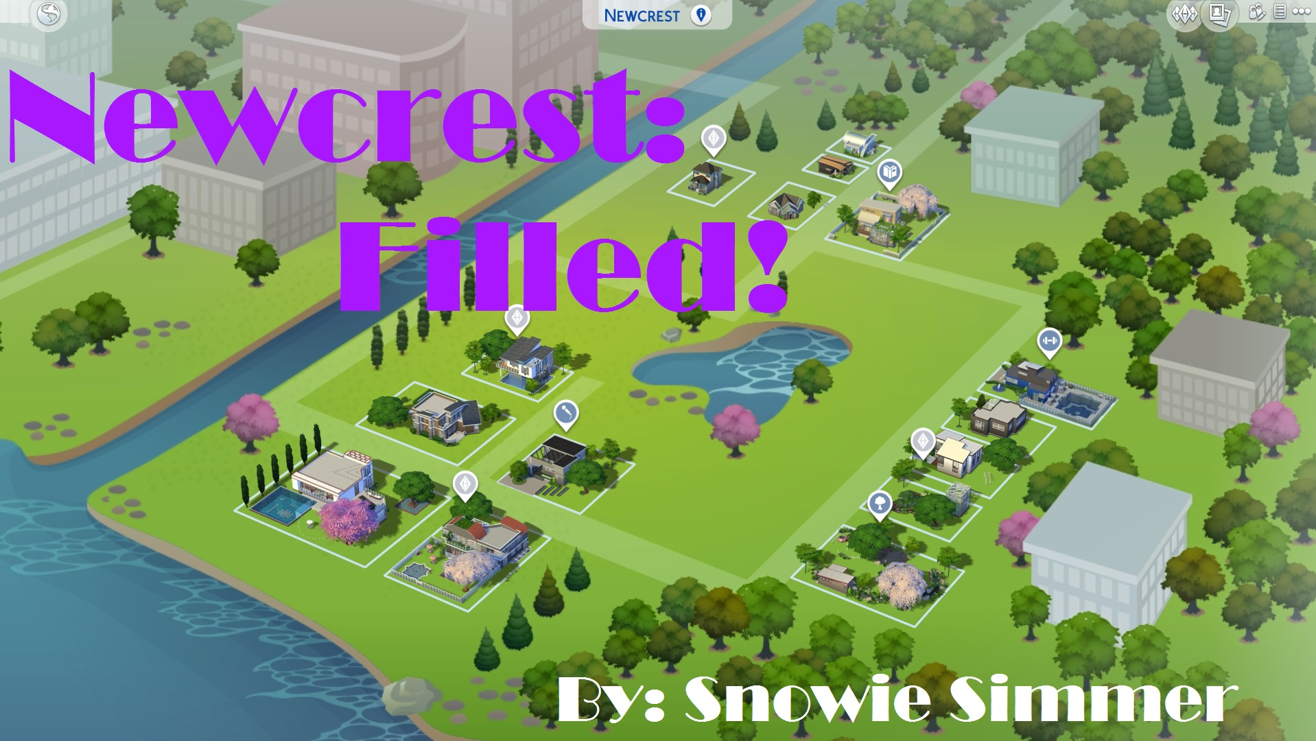 Mod the sims newcrest filled x gumiabroncs Choice Image