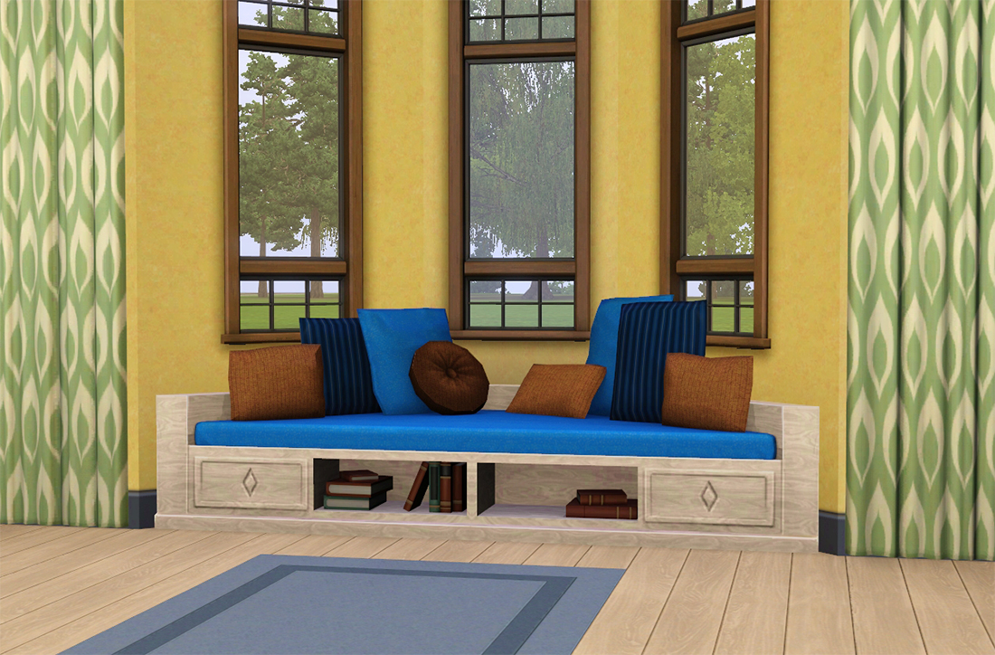 Awe Inspiring Mod The Sims Ts4 Queen Bae Window Seat Onthecornerstone Fun Painted Chair Ideas Images Onthecornerstoneorg