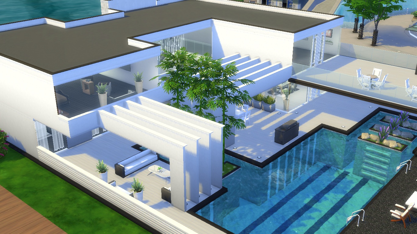 Mod The Sims Modern Pure 1