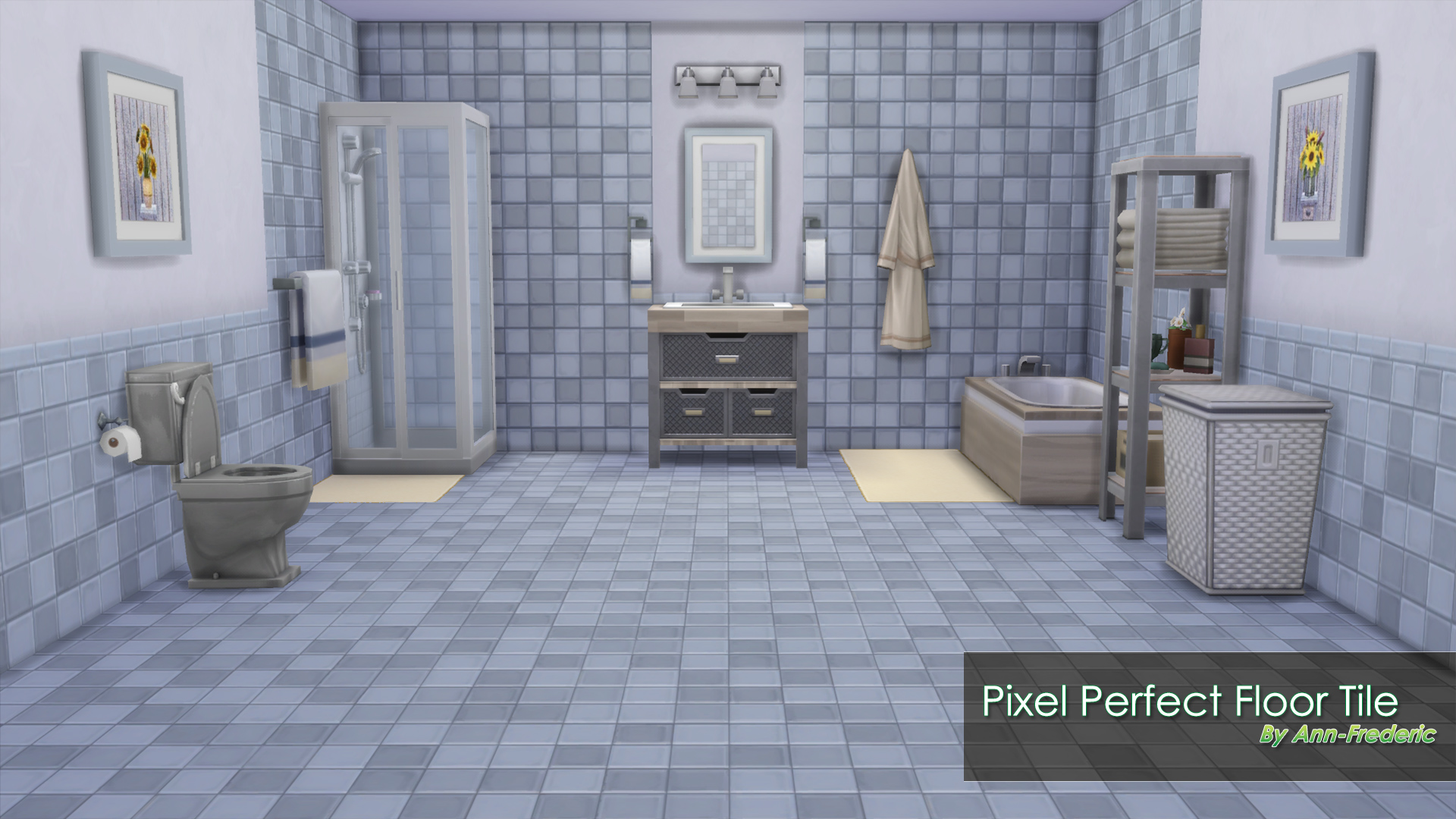 Matching floor and wall tiles image collections tile flooring mod the sims pixel perfect floor tile match maxiss wall advertisement doublecrazyfo image collections dailygadgetfo Choice Image