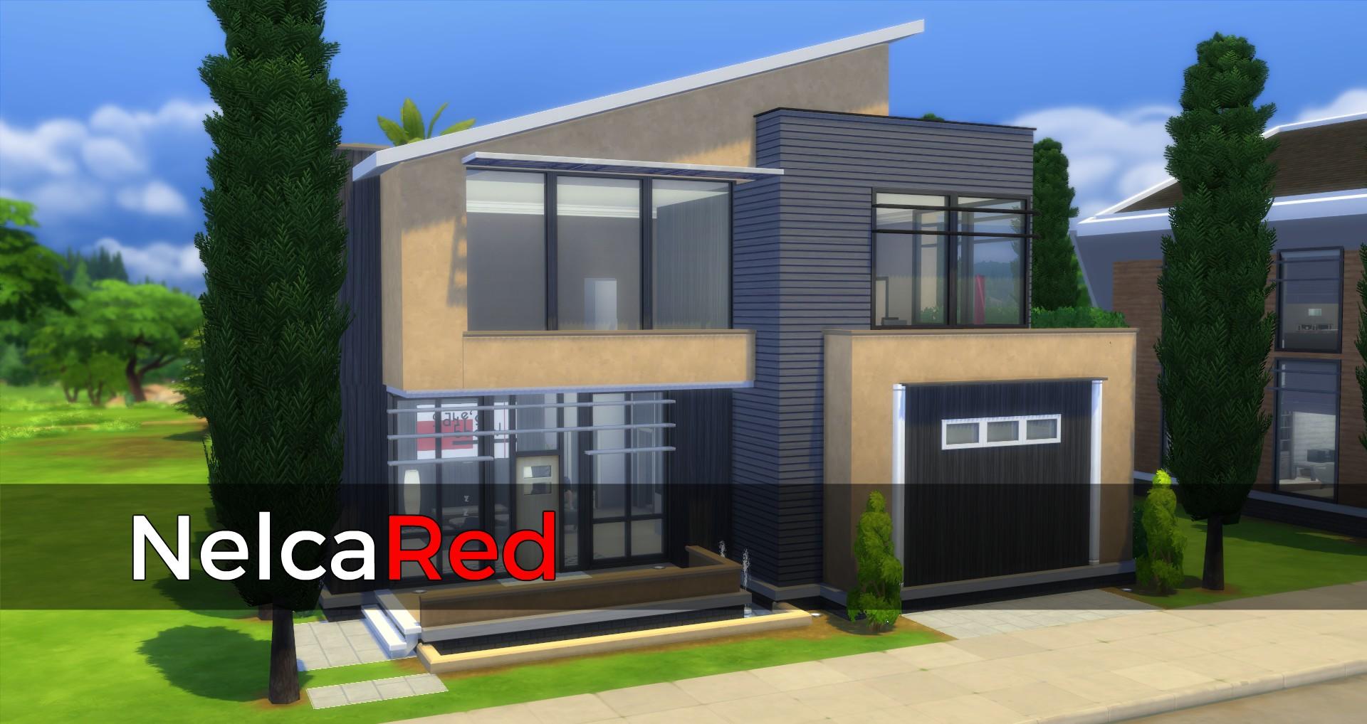 Gold digger basegame modern house nocc
