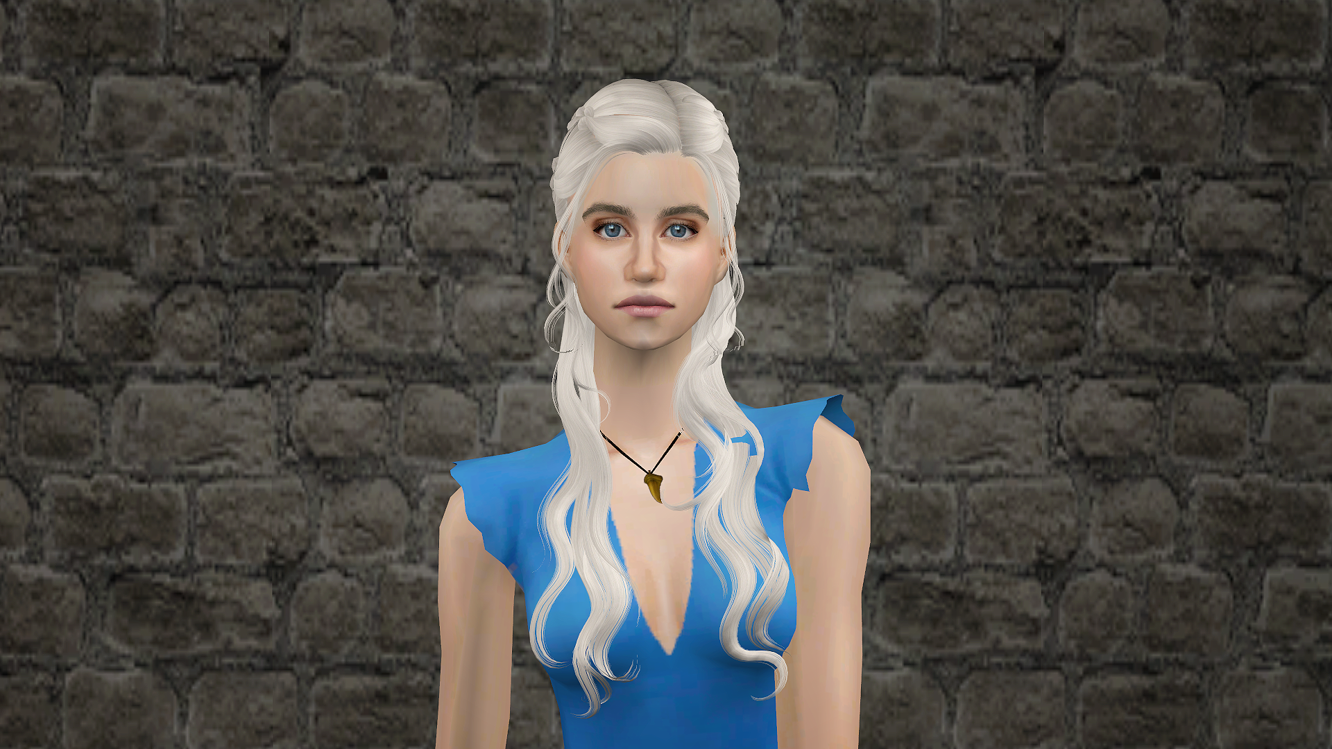 Mod The Sims Game Of Thrones Daenerys Targaryen Emilia
